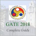 GATE 2018 Exam Dates Released