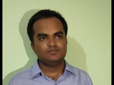 Anubhav Singh IAS Rank 8