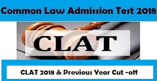 CLAT Cut off 2018