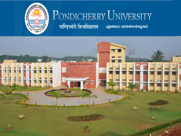 How to Fill Pondicherry University Application Form 2018
