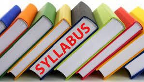 JEECE Syllabus