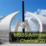 Chennai MBBS