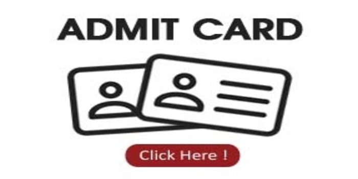 Delhi University Admit Card 2018