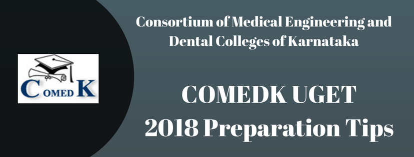 How to Prepare for COMEDK UGET 2018