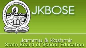 JK BOSE 12th Results 2019