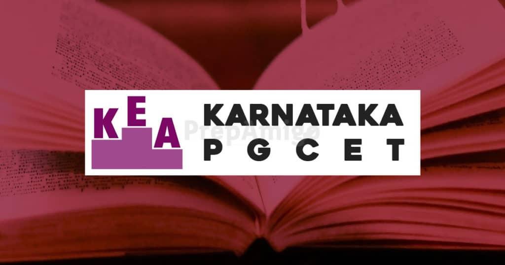 Karnataka PGCET 2020