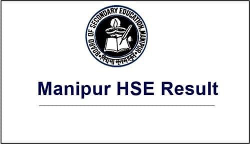 Manipur HSE result 2019