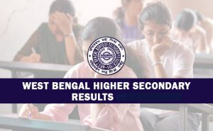 WBCHSE 12th Result 2019