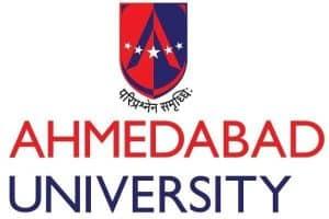 Ahmedabad University 2019