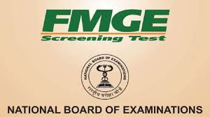 FMGE 2020 Application Form