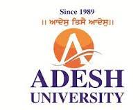 Adesh University Nursing Admission 2019
