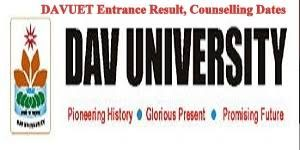 DAVUET 2019 Application Form