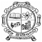 Goa University MCA Entrance Exam