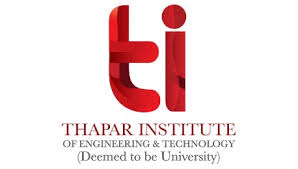 Thapar University 2019 Application Form