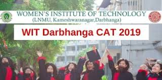 WIT Darbhanga Entrance Exam