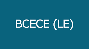 BCECE LE 2019 Application Form