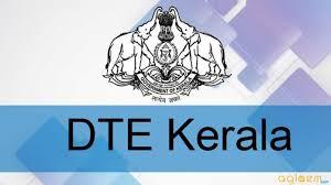 DTE Kerala MCAP Admission2019