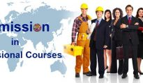 Entrance Exam for Various Professional Courses