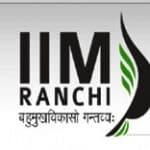 IIM Ranchi Selection Criteria