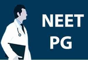 NEET PG 2019 Application Form