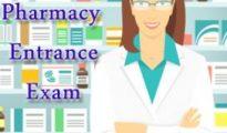 Pharmacy Entrance Exams