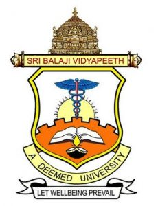 Sri Balaji Vidyapeeth University