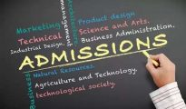 University Admission Entrance