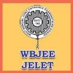 WBJEEB JELET 2019