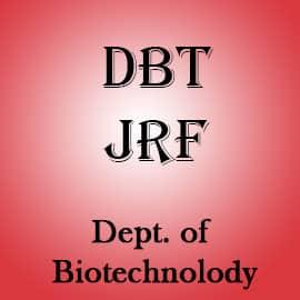 DBT JRF