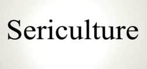 B.Sc. Sericulture
