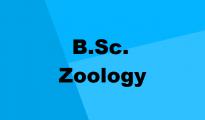 B.Sc. (Zoology)
