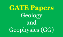 GATE 2019 Geology & Geophysics Syllabus