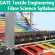 GATE 2019 Textile Engineering & Fibre Science Syllabus