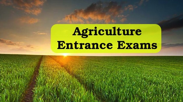 Agriculture Entrance Examinations