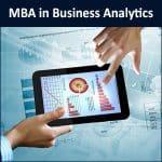 M.B.A. Business Analytics