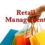 M.B.A. Retail Management