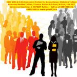 M.Com. Accountancy and Business Statistics
