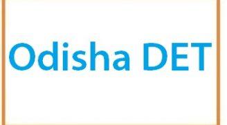 Odisha DET