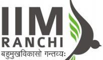 IIM Ranchi