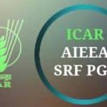 ICAR-AIEEA-SRF-PGS