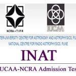 INAT Exam 2019